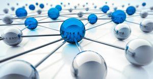 Blue Network - © by psdesign1 / fotolia.com