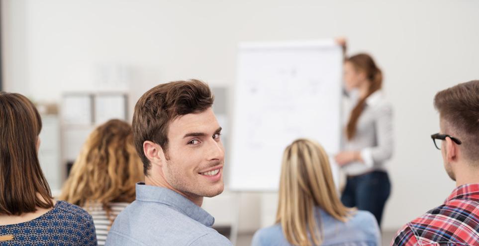 Mit unseren Seminaren vergrößern Sie Ihr Know-how!