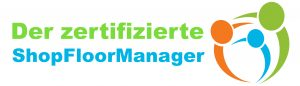Logo zertifizierter ShopFloorManager