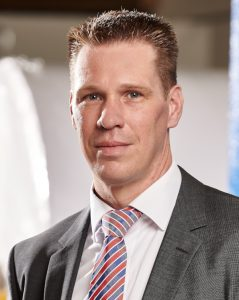 Ludger Heßling, Geschäftsführer der SETEX-Textil-GmbH